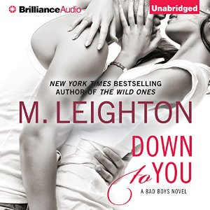 Down to You audiobook by M. Leighton