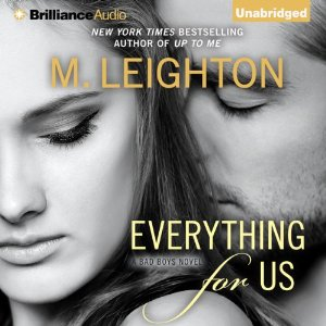 Everything For Us audiobook by M. Leighton