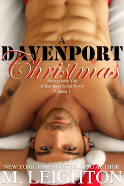 A Davenport Christmas by M. Leighton