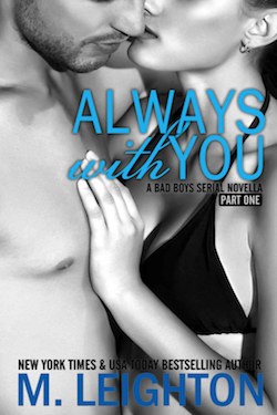 Always with You 1 by M. Leighton