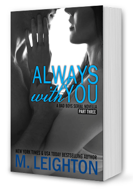 Always With You 3 Book Cover