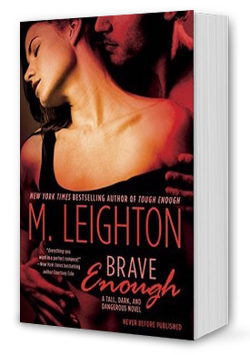 Brave Enough Book Cover