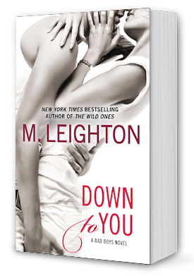 Down to You Book Cover
