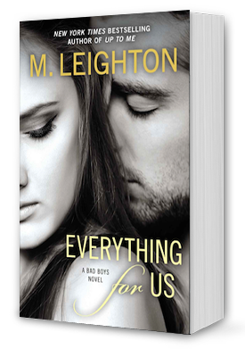 Everything For Us Book Cover