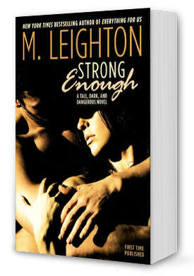Strong Enough Book Cover
